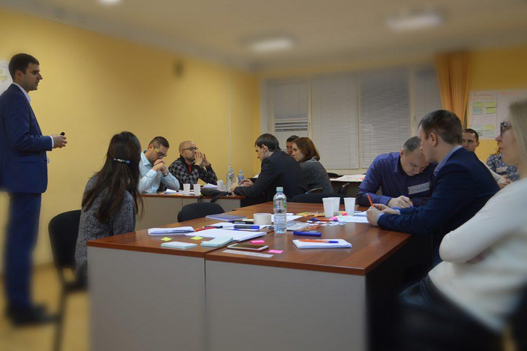 Обучение победителей первого финала кадрового проекта ФНС России «Сделай карьеру сам!»